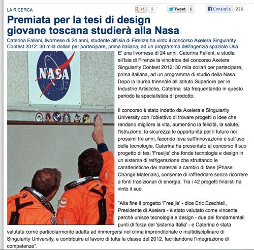 La Repubblica 5/7/2012