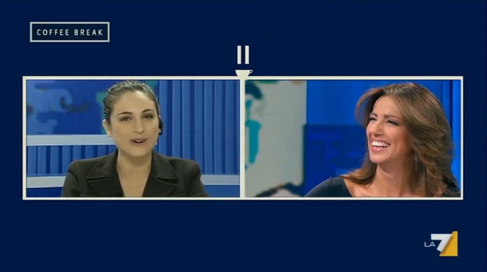 La7 TV 9/26/2012