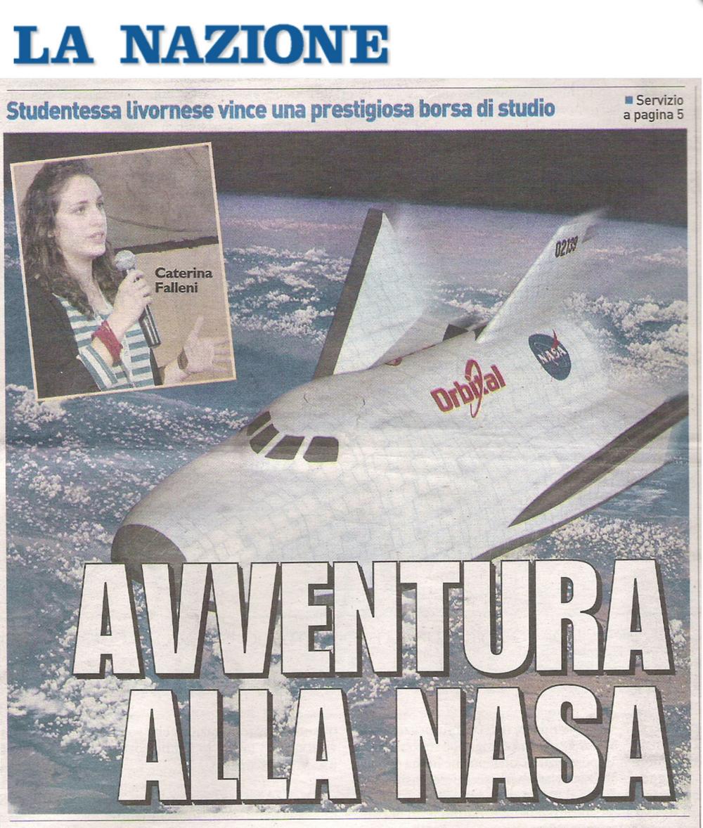 La Nazione 5/13/2013