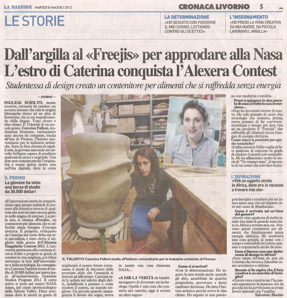 La Repubblica 5/13/2013