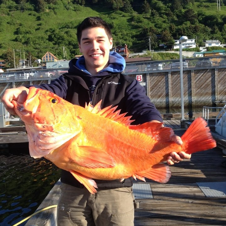 Kodiak Island Charters_CaptainDavid Reyes
