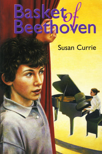 My first novel, Basket of Beethoven, was published in 2001 by Fitzhenry & Whiteside. It was a finalist for the Ontario Silver Birch Award, the MYRCA award and the CLA Book of the Year for Children award.