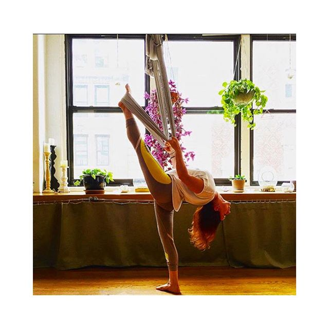 #Photooftheday goes to AntiGravity® Master Instructor @ms.loriannemajor 💥! Visit www.antigravitylab.com and book a group class with one of our amazing AntiGravity® instructors today! ❣  #antigravityfitness #harrisonhammock #health #wellness #mind #body #spirit #flexibility #fitfam #goals