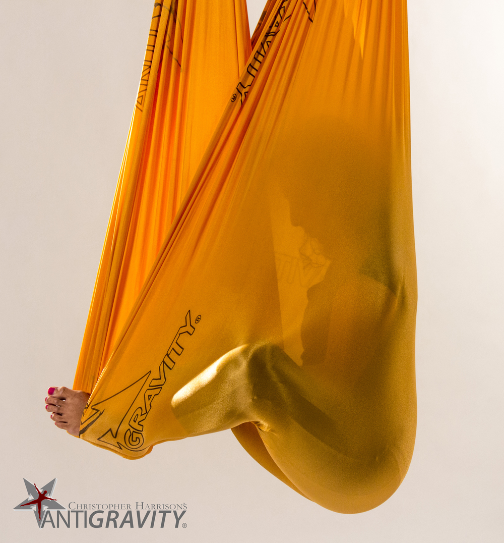 AntiGravity® Aerial Yoga