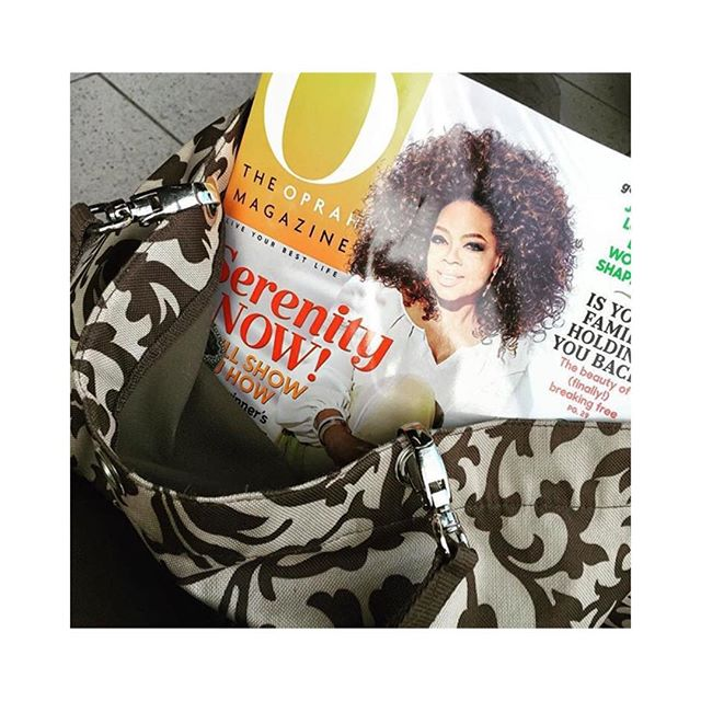 #Repost from @travelsofayogi ------------------------------------------ What did I pick up at the airport in Amsterdam for my long flight home?  That's right!  The latest issue of @oprahmagazine of course!  Why?  Let's see...there is a HUGE section on yoga, meditation and finding your serenity...which just happens to include mention of Cocooning with my AntiGravity Family @antigravitylabnyc as well as my @yoga_medicine by @tiffanycruikshank family whom I just spent a week learning about the shoulder in Siena, Italy. Score all the way around!!! #antigravity #antigravityfitness #fitness #mind #travelsofayogi #fitfam #health #yoga #aerialyoga #wellness #oprah #oprahwinfrey #omagazine #meditation #serenity ™@travelsofayogi