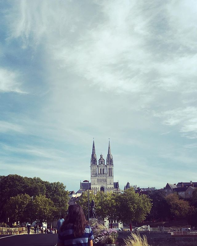 Goodbye Angers. Thank you to all the beautiful people that welcomed us. And thank you to our Austin people for making it happen. It is such a special place and it's awful to leave. But we'll be back. 🇫🇷