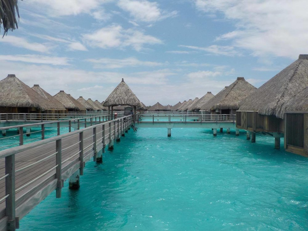 St Regis - Bora Bora