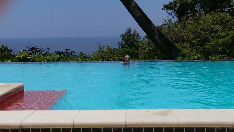 Makanda By The Sea infinity pool