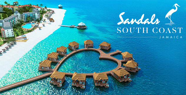 Sandals South Coast Overwater Bungalows