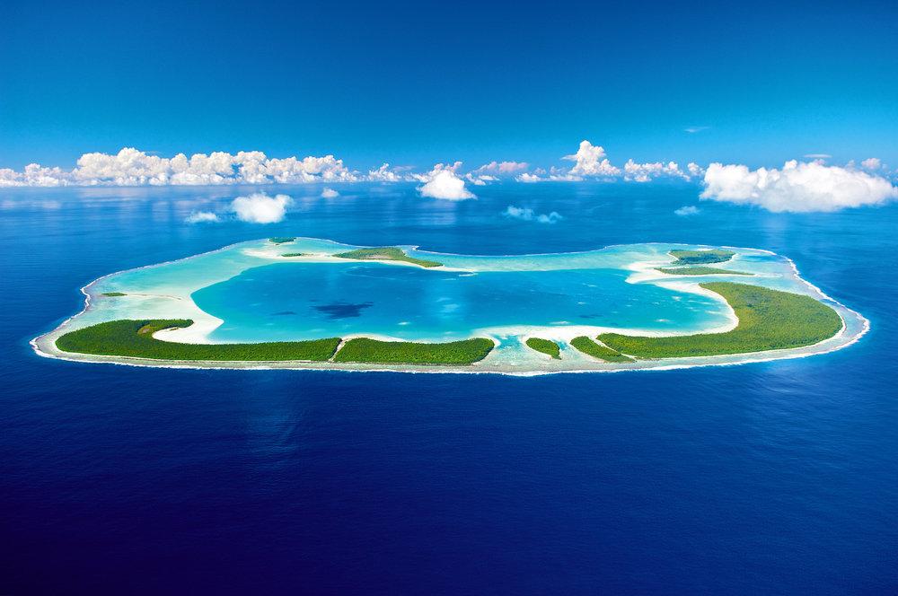 Tetiaroa atoll - The Brando