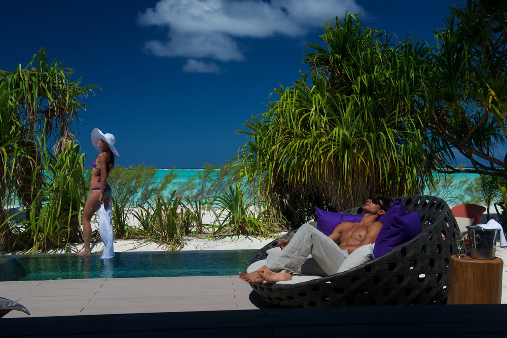 Peace and relaxation -  The Brando