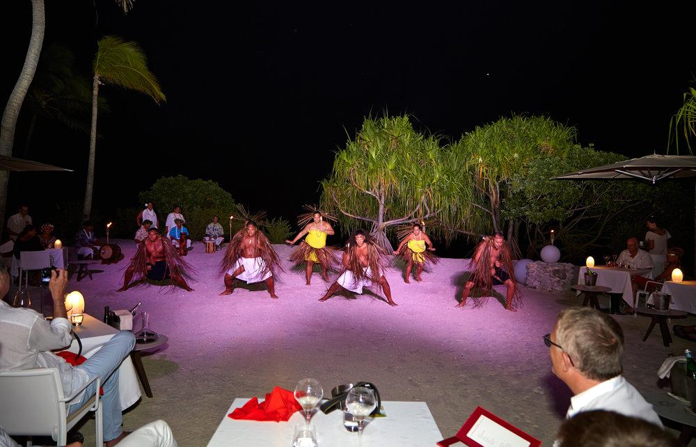 Tahitian Show