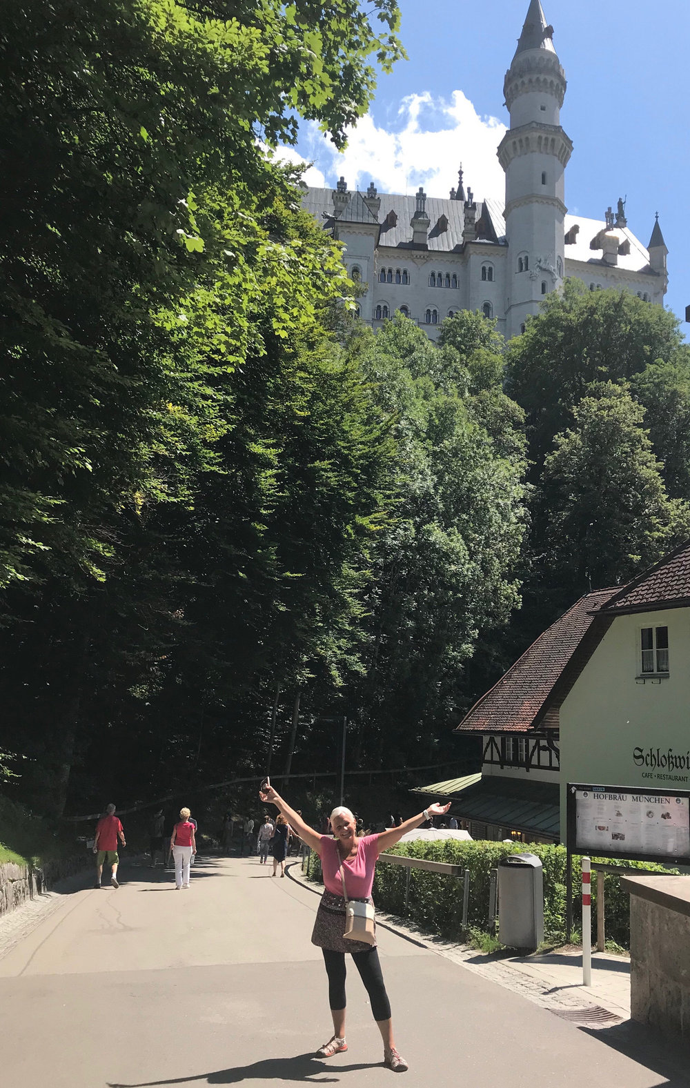 Neuschwanstein - a dream come true!