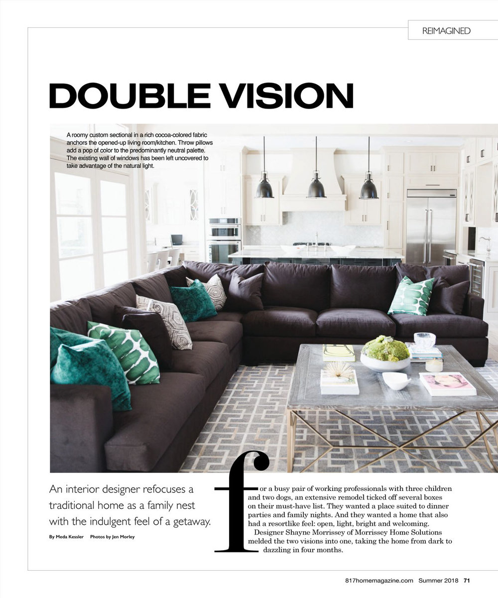 817 Home Magazine - SUMMER 2018