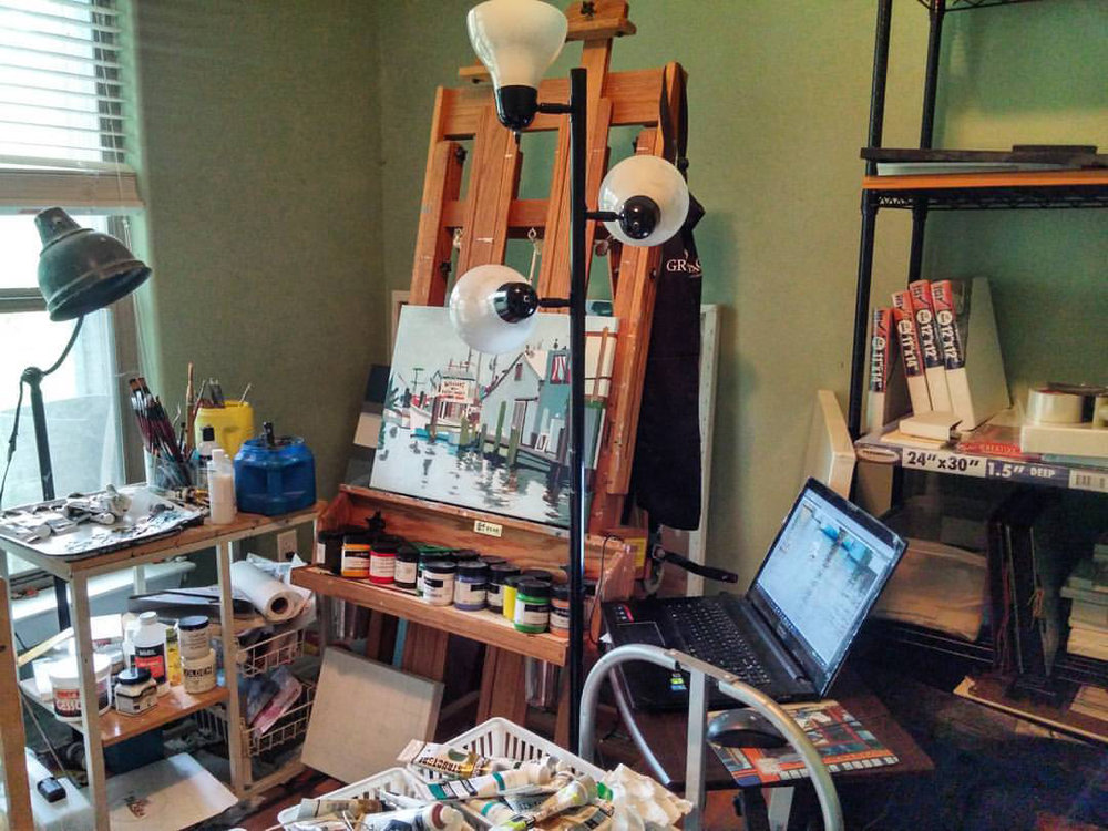 Melinda's Studio