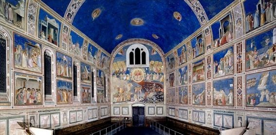 The Scrovegni Chapel
