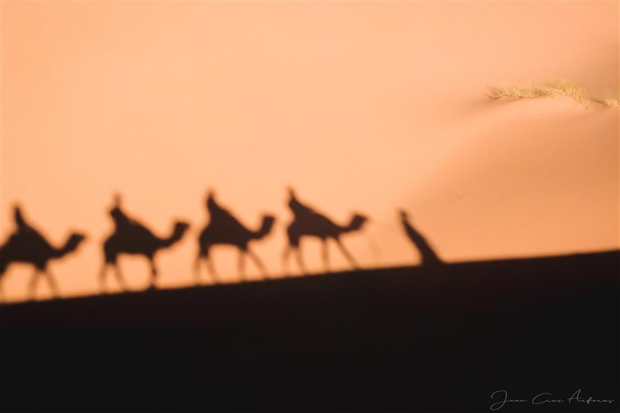 By the Shadows  by Juan Cruz Arfaras, photography