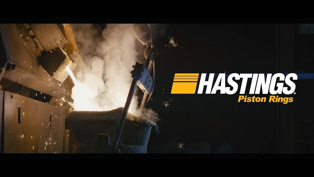 Hastings Piston Rings | Brand Anthem