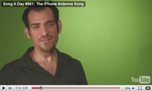 Antennae Song