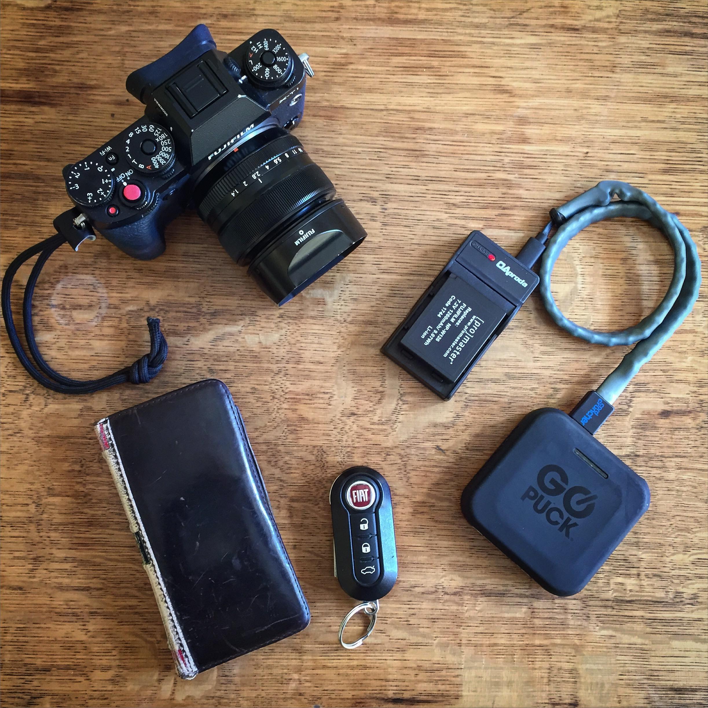 Fujifilm X Series Photographer