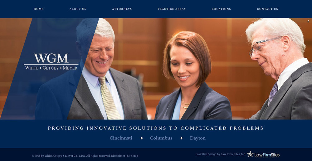 Law Firm Website Photography