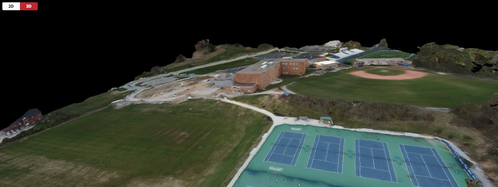 Aerial 3D Modeling