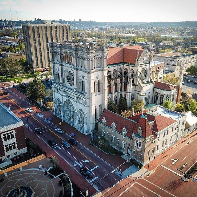 Having traveled the globe and admired many churches along the way...The Cathedral Basilica of the Assumption still stands as one of the most beautiful I've ever laid eyes on in Covington, KY.