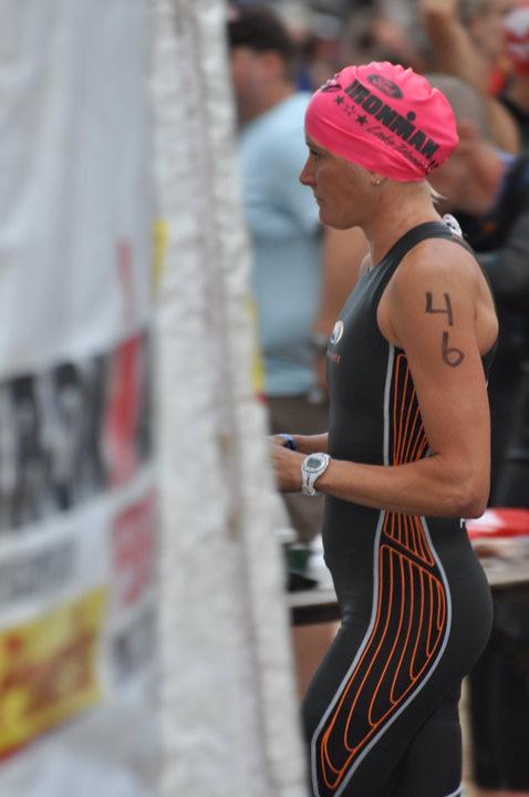 Kelly Liljeblad Ironman Lake Placid 2010