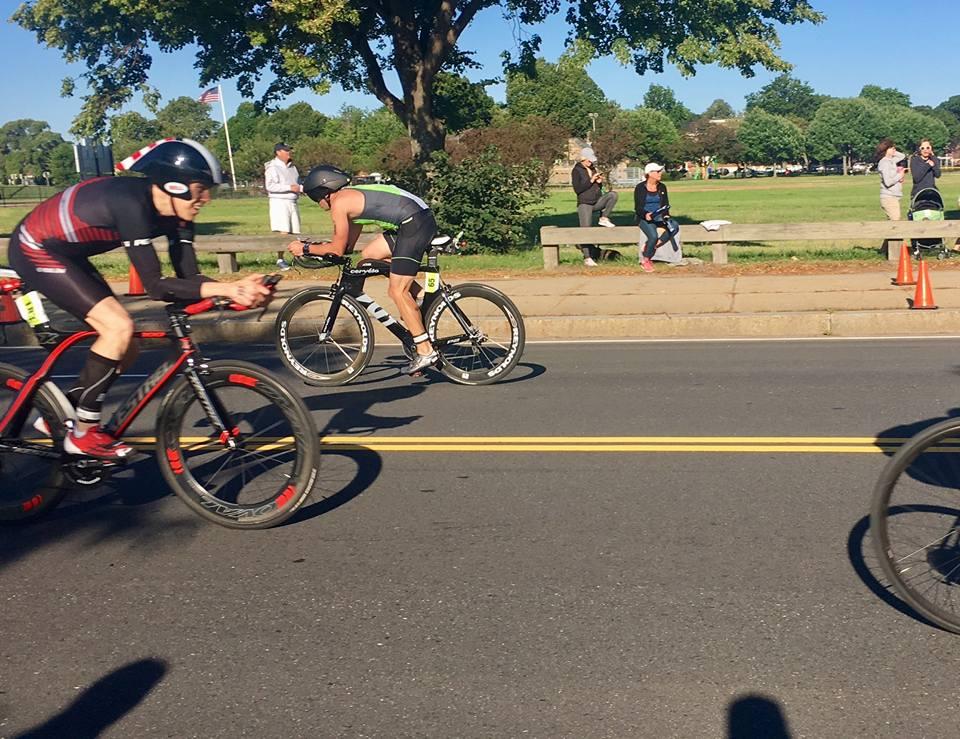 Triathlon-Bikers
