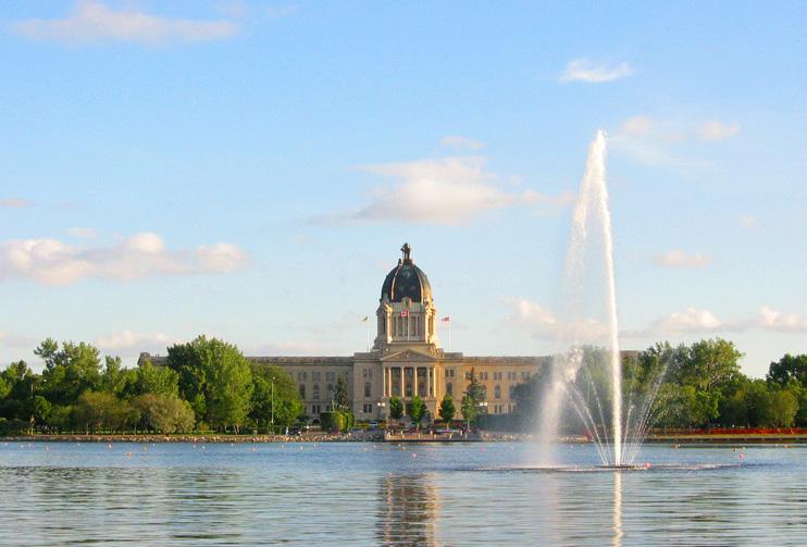 Report from the Saskatchewan Legislature Sept 8 2016