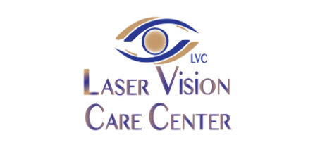 Laser Vision Care Center Logo