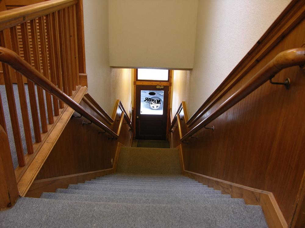 Minor Theare Int Stairs.JPG