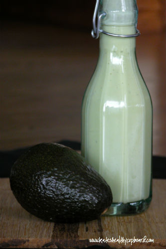 Avocado Vinaigrette