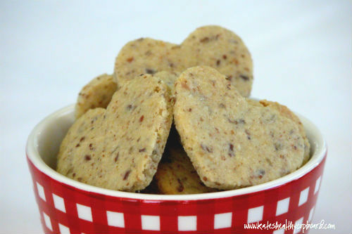 "Grain Free Honey ""Wheat"" Crackers"