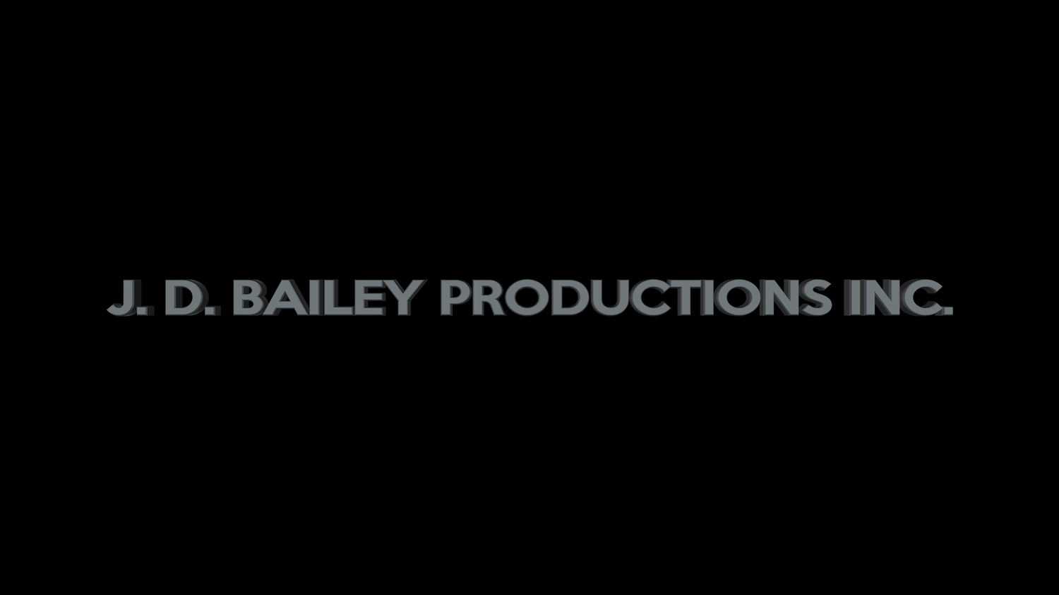 JDBaileyproductions Inc.