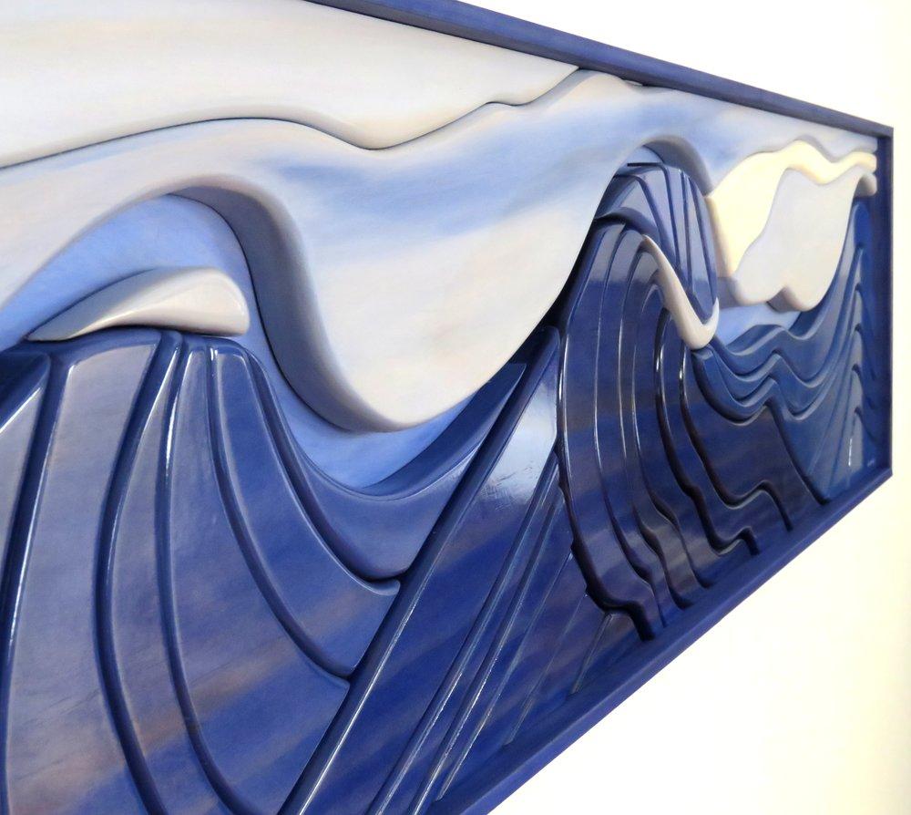 *BIG WAVES (closeup)