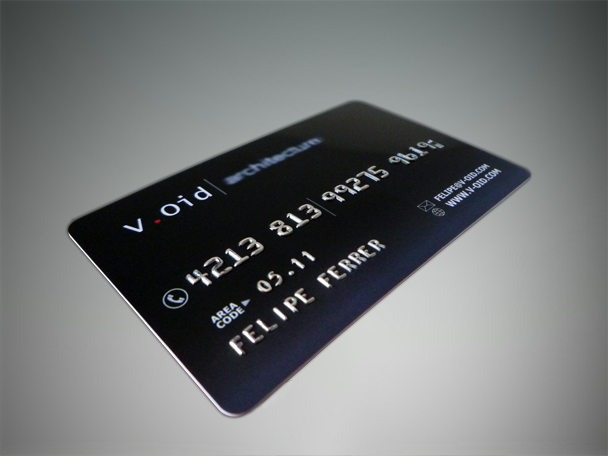 Business (credit) Card