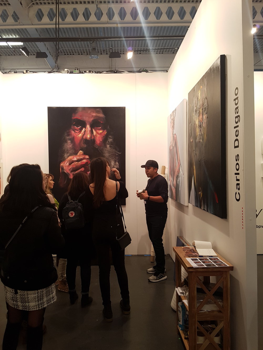Artist Project 2018