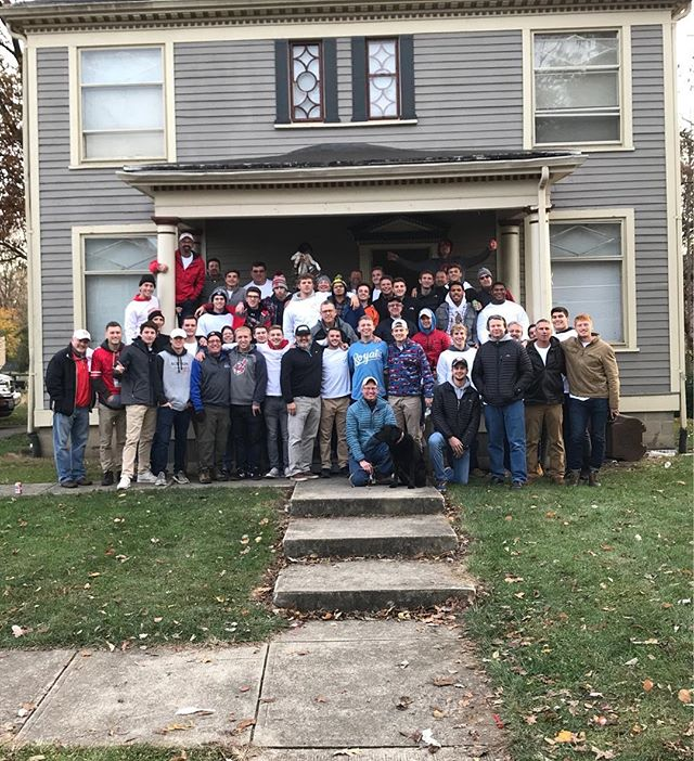 The first annual Phi Kappa Psi Dad's Day #LEDN