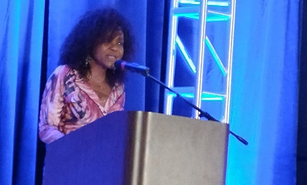 Prince George's Arts & Humanities Executive Director Rhonda Dallas