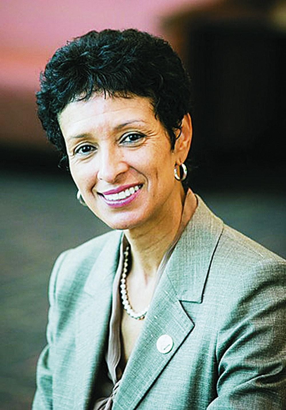 Dr.Aminta Hawkins Breaux
