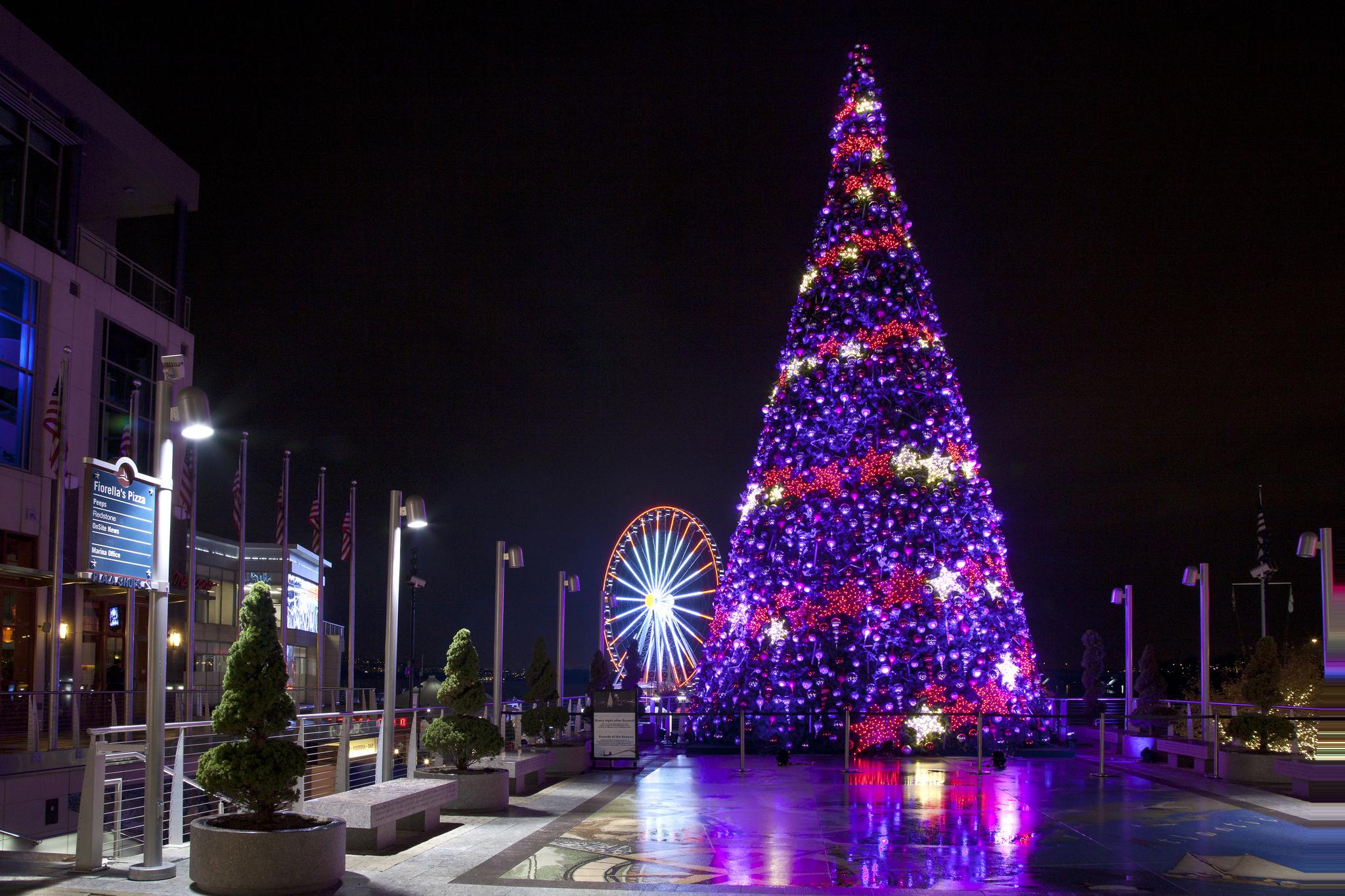 & National Harbor Tree Lighting Ceremony u2014 Prince Georgeu0027s Suite