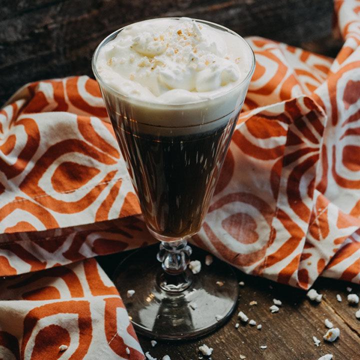 Gran Rosta Coffee Cocktail (image: Tim Nusog)