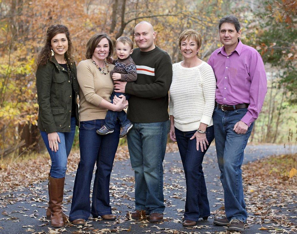 The Romano Family.