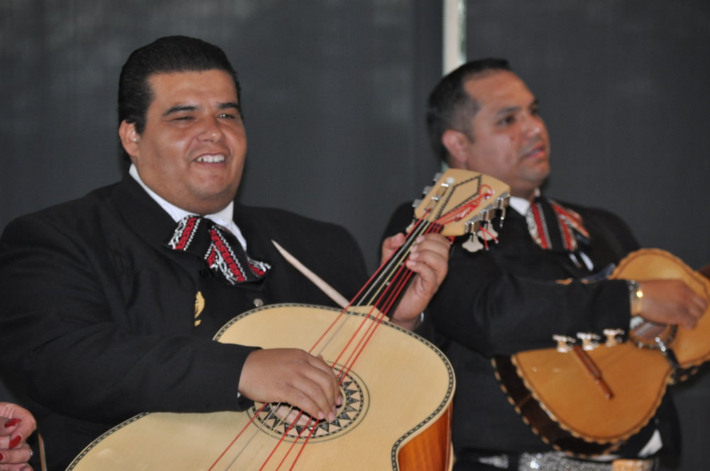 Mariachi Nacional De DC. PHOTO: PRINCE GEORGE'S SUITE MAGAZINE & MEDIA