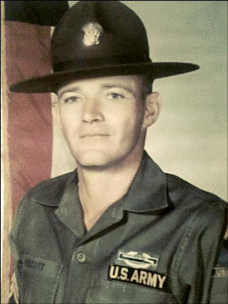 Sgt. First Class Robert Hyatt Wescott Jr.
