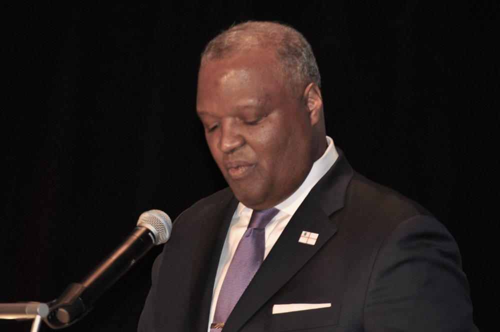 County Executive Rushern L. Baker, III