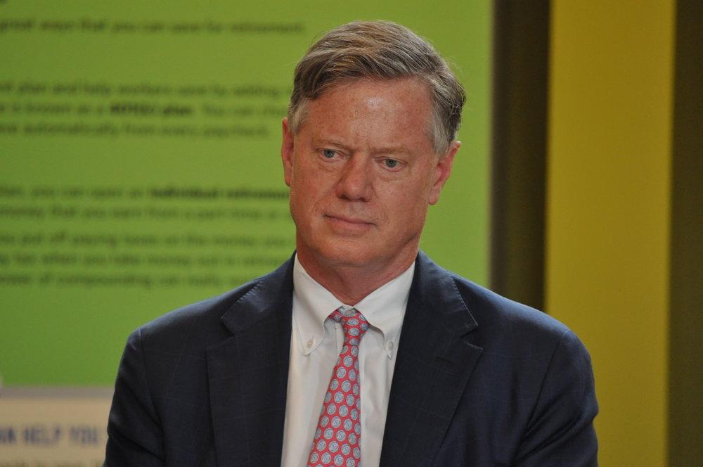 Geoff Pohanka ,  President, Pohanka Automotive Group