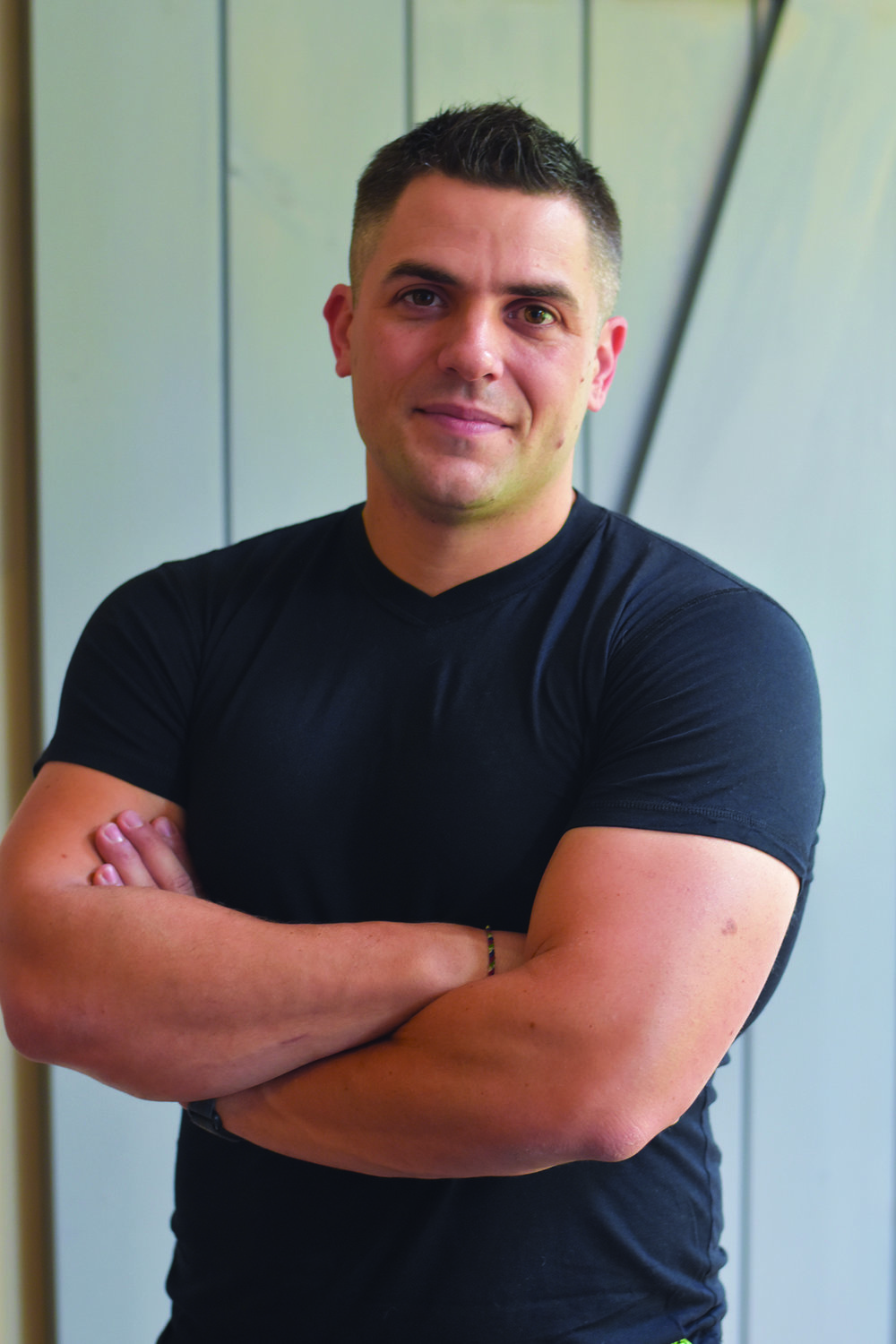Dr. Mike Roussell, nutrition expert and adviser
