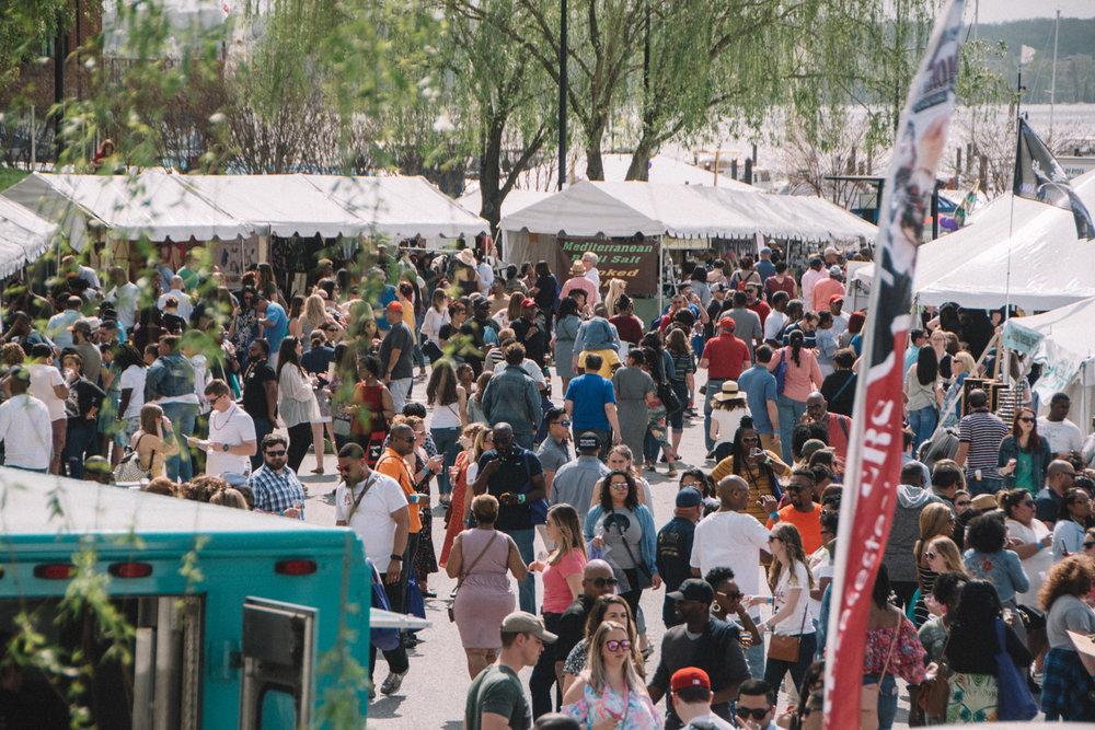 National Food & Wine Festival, National Harbor